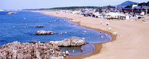 越前海岸・たかす海水浴場