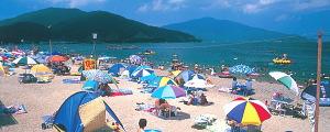 敦賀・気比の松原海水浴場