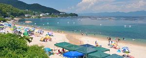 敦賀・手の浦海水浴場