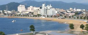 小浜・人魚の浜海水浴場(白鳥海水浴場)