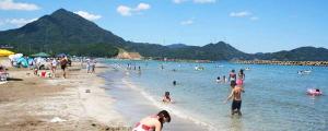 若狭高浜・三松海水浴場(えびす浜パーク・はまなすパーク)
