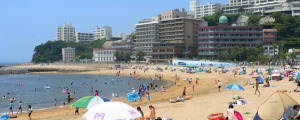 西浦温泉パームビーチ