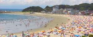 内海海水浴場(千鳥ヶ浜)