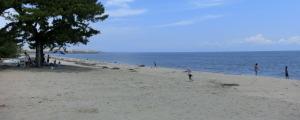 香良洲海岸海水浴場