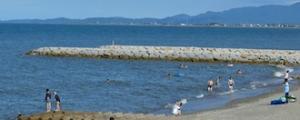 大淀海岸海水浴場