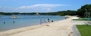 次郎六郎海水浴場