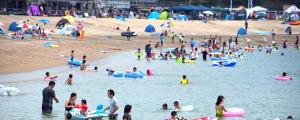 大矢浜浜島海水浴場