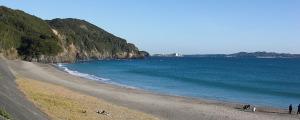 南張海水浴場