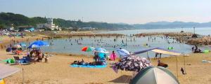 淡路島・尾崎海水浴場