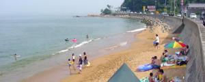 淡路島・厚浜海水浴場