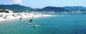淡路島・阿万海岸海水浴場
