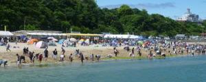 淡輪ときめきビーチ