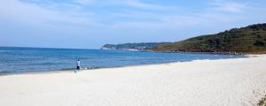 井手ヶ浜海水浴場