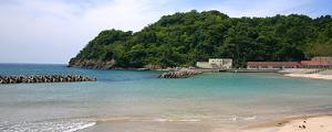 松江・野波海水浴場