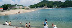 尾道・干汐海水浴場