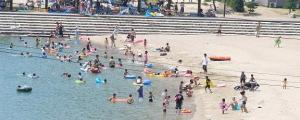 梶ヶ浜海水浴場