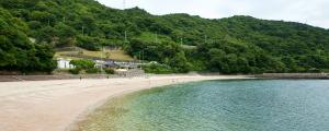 笠戸島・はなぐり海水浴場
