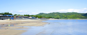 防府市・富海海水浴場