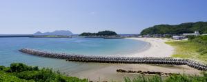 下関市・吉母海水浴場
