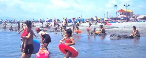 小松海岸海水浴場