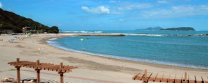 大砂海水浴場