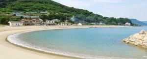 高松市・女木島海水浴場