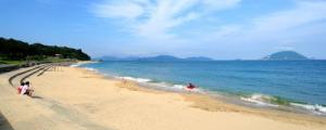 勝馬海水浴場