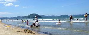 唐津 東の浜海水浴場