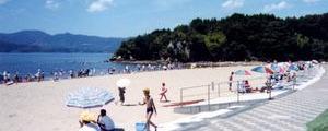 イマリンビーチ海水浴場