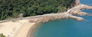 大釜海水浴場