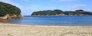 壱岐 串山海水浴場