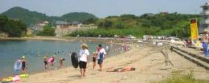 天草 唐船ヶ浜海水浴場