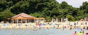 天草 パールサンビーチ(樋合海水浴場)