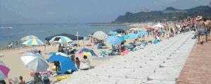 天草 四郎ヶ浜ビーチ