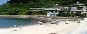 天草 富岡海水浴場