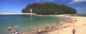 湯の児海水浴場