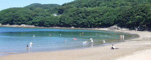 日向 御鉾ヶ浦海水浴場