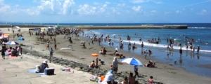 吹上浜・江口浜海浜公園