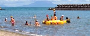 生見海水浴場