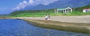 屋久島 春田浜海水浴場