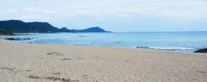 奄美大島 手広海岸