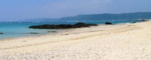 奄美大島 用安海岸