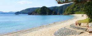 奄美大島 ヤドリ浜海水浴場