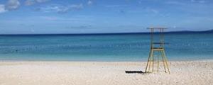 恩納村 ミッションビーチ