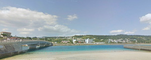 奥武島 奥武ビーチ