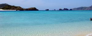 座間味島 阿真ビーチ