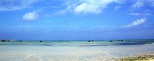 伊良部島 佐和田の浜ビーチ