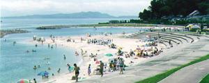 小境海水浴場
