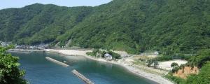 神子海水浴場