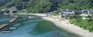 遊子海水浴場